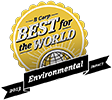 B Corp Best for the World Honoree Logo